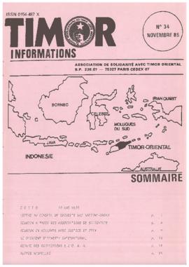 Timor Informations 1985-11
