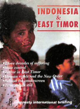 Indonesia & East Timor - Amnesty International briefing