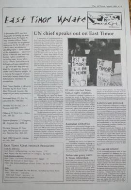 East Timor Update 1991-04