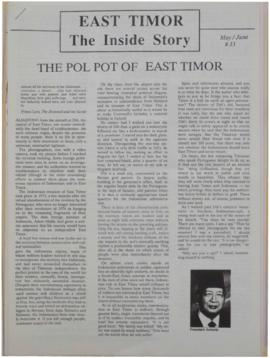 East Timor: The Inside Story 1994-02