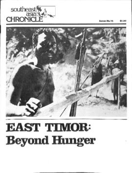 East Timor: Beyond Hunger
