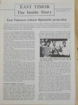 East Timor: The Inside Story 1993-08