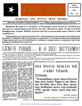 "Journal ""Timor Leste"" 1975-10-18"