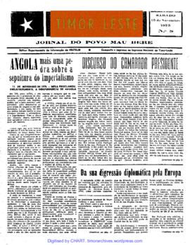 "Journal ""Timor Leste"" 1975-11-15"