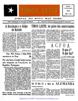 "Journal ""Timor Leste"" 1975-11-01"