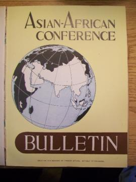 Africa Asia Conference Bulletin 1955-04