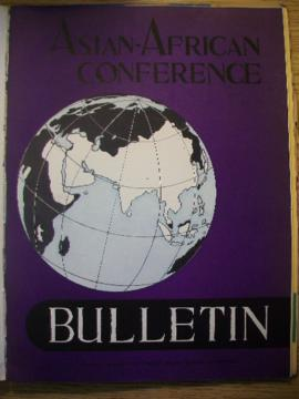 African Asia Conference Bulletin 1955-04