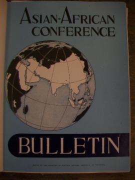 African Asian Conference Bulletin 1955-03