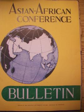 African Asia Conference Bulletin 1955-06