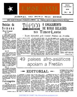 "Journal ""Timor Leste"" 1975-10-04"