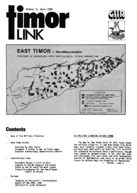 Timor Link Newsletter 1986-06